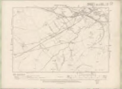 Edinburghshire Sheet X.SW - OS 6 Inch map
