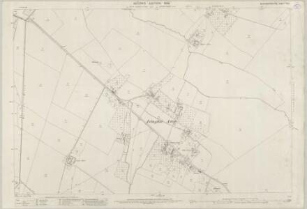 Buckinghamshire XXX.1 (includes: Edlesborough; Ivinghoe) - 25 Inch Map