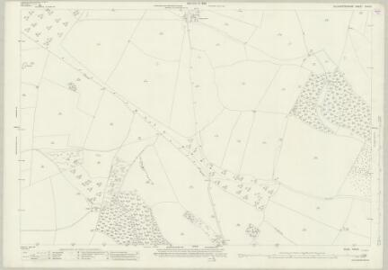 Gloucestershire XXVII.2 (includes: Prestbury; Sevenhampton; Southam; Sudeley) - 25 Inch Map