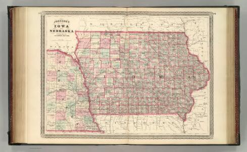 Iowa and Nebraska.
