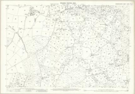 Caernarvonshire XLIII.8 (includes: Aberdaron) - 25 Inch Map