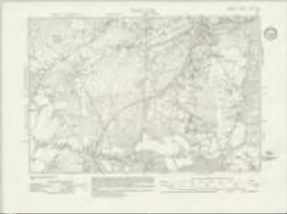 Dorset XLIII.NE - OS Six-Inch Map