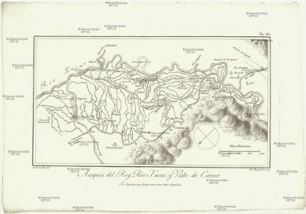 Azequia del rey, rio Xucar, y valle de Carcer
