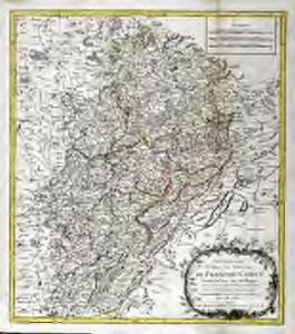 Gouvernement général et militaire de Franche-Comté