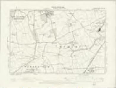 Durham XIV.SW - OS Six-Inch Map