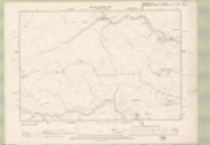 Dumfriesshire Sheet II.NE - OS 6 Inch map