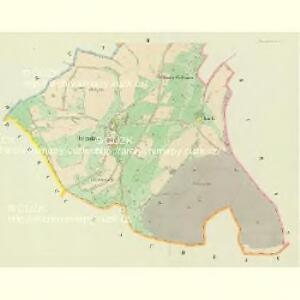 Horzakow - c2201-1-002 - Kaiserpflichtexemplar der Landkarten des stabilen Katasters