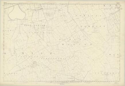 Yorkshire 16 - OS Six-Inch Map