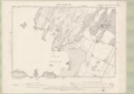 Argyll and Bute Sheet CXLIX.SW - OS 6 Inch map
