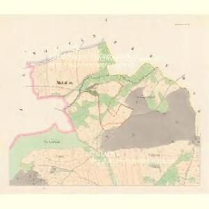Wostretitz (Wostřetice) - c5575-1-001 - Kaiserpflichtexemplar der Landkarten des stabilen Katasters