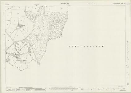 Buckinghamshire XX.8 (includes: Heath and Reach; Soulbury) - 25 Inch Map