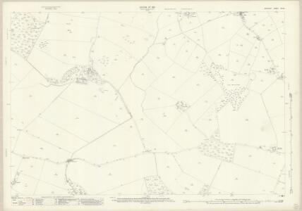Anglesey XIV.16 (includes: Beaumaris; Llan Faes; Llanddona; Llandegfan; Llaniestyn Urban; Llansadwrn) - 25 Inch Map