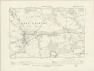 Wiltshire LXIV.SE - OS Six-Inch Map