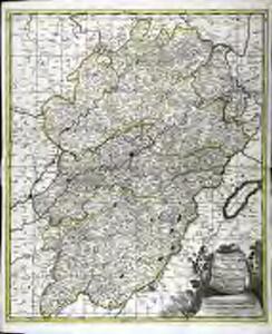 Superior Burgundiæ comitatus; vulgo la Franche Comté