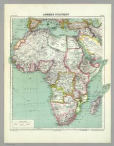 Afrique Politique.