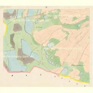 Plesche - c5827-1-004 - Kaiserpflichtexemplar der Landkarten des stabilen Katasters