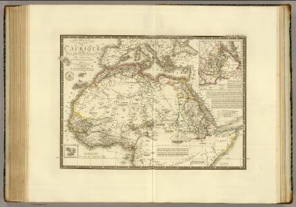 Afrique, septentrionale.