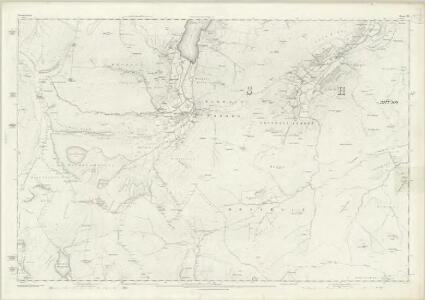Westmorland XX - OS Six-Inch Map