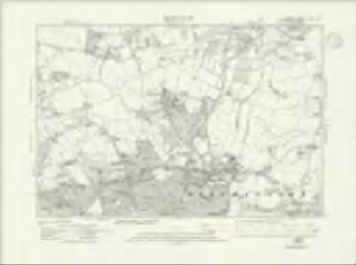 Surrey XXVII.SW - OS Six-Inch Map