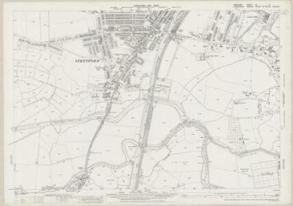 Cheshire IX.7 (includes: Manchester; Sale; Stretford) - 25 Inch Map