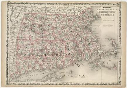 Johnson's Massachusetts Connecticut and Rhode Island