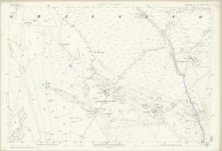 Yorkshire CXXXIV.2 (includes: Grassington; Hebden) - 25 Inch Map