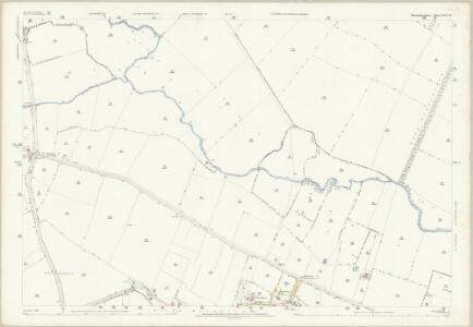Huntingdonshire XVII.16 (includes: Alconbury; Brampton; The Stukeleys) - 25 Inch Map