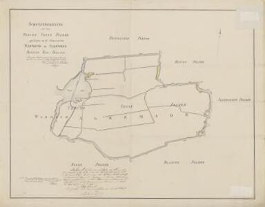 Vrouwe-Vennepolder, gemeente Alkemade en Warmond.