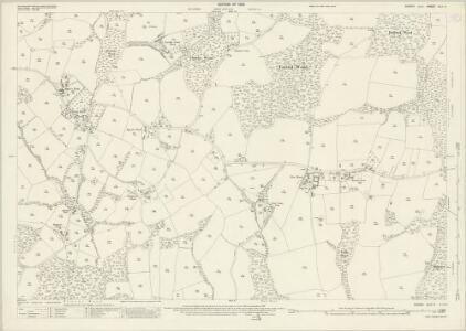 Sussex XLIV.2 (includes: Ewhurst) - 25 Inch Map