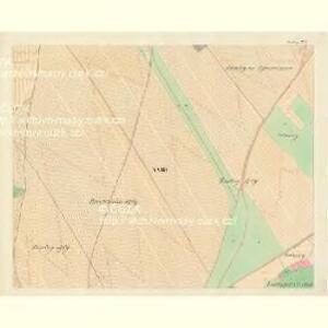 Göding (Hodonin) - m0741-1-021 - Kaiserpflichtexemplar der Landkarten des stabilen Katasters