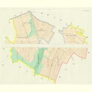 Wscherau (Wsseruby) - c8904-1-001 - Kaiserpflichtexemplar der Landkarten des stabilen Katasters