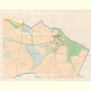 Radomilitz (Radomilic) - c6370-1-002 - Kaiserpflichtexemplar der Landkarten des stabilen Katasters