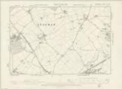 Oxfordshire XX.SW - OS Six-Inch Map