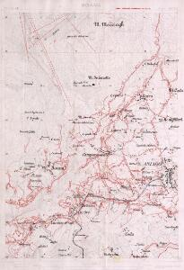 Roana, Italy: enemy trenches
