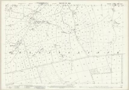 Yorkshire CLIII.11 (includes: Birstwith; Felliscliffe) - 25 Inch Map