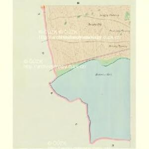 Horusitz - c2195-1-003 - Kaiserpflichtexemplar der Landkarten des stabilen Katasters