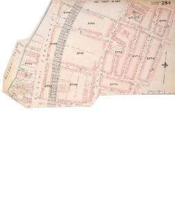 Insurance Plan of London Vol. X: sheet 284r-2