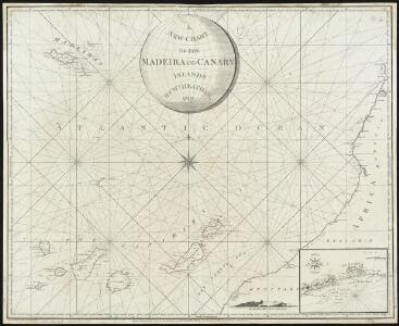 A New Chart of the Madeira and Canary Islands