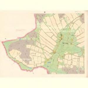 Mähring - c8200-1-003 - Kaiserpflichtexemplar der Landkarten des stabilen Katasters