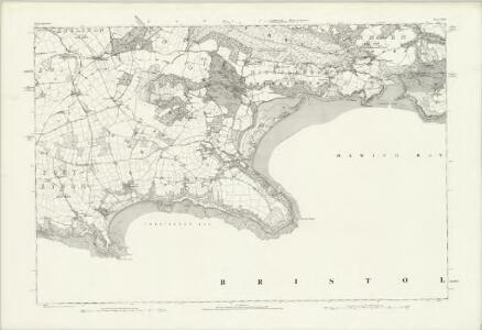 Glamorgan XXVI - OS Six-Inch Map