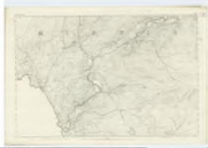Kirkcudbrightshire, Sheet 21 - OS 6 Inch map