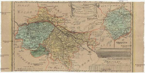 Das Fürstenthum Bresslau in Nieder-Schlesien