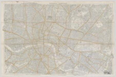Central London : Verso