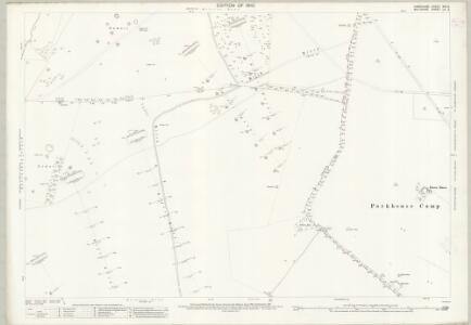 Wiltshire LV.6 (includes: Bulford; Cholderton; Milston; Shipton Bellinger) - 25 Inch Map