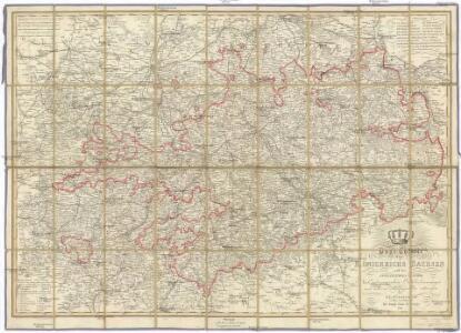 Post-Charte des Königreichs Sachsen und der angränzenden Länder
