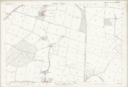 Yorkshire CCLXXVII.11 (includes: Armthorpe; Barnby Dun With Kirk Sandall; Hatfield) - 25 Inch Map