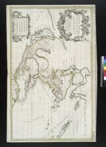 North America divided into its principall parts where are distinguished the severall states which belong to the English, Spanish, and French / described by Sanson; corrected and amended by William Berry.; [A collection of maps of the world] / [described by Sanson; corrected and amended by William Berry.]