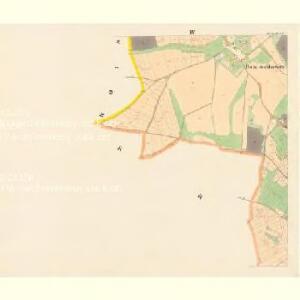 Mrzitsch - c4880-1-003 - Kaiserpflichtexemplar der Landkarten des stabilen Katasters