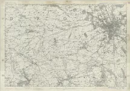 Yorkshire 216 - OS Six-Inch Map