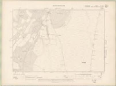 Nairnshire Sheet VIII.SE - OS 6 Inch map